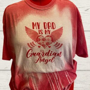 My Dad Is My Guardian Angel – Heather Red