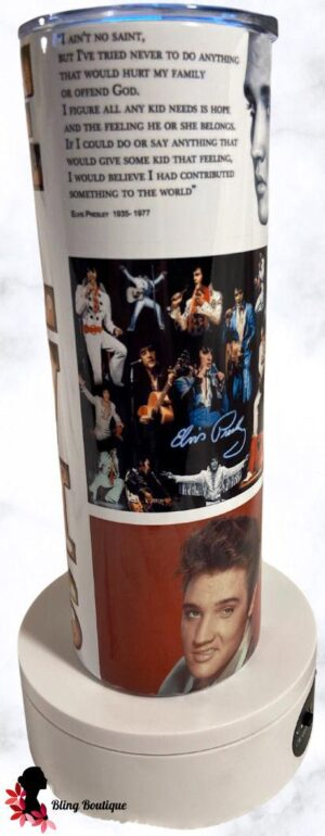 You Know Who Inspired Themed 20 oz Tumbler