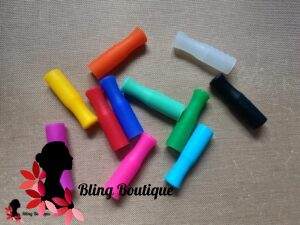 Silicone Straw Tips