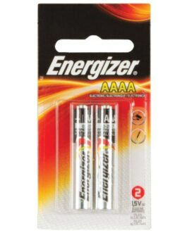Energizer Battery AAAA – 2 Pack