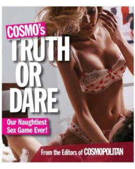 Cosmo's Truth or Dare New Edition – 120 Playing Cards