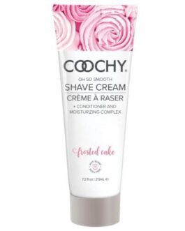 COOCHY Shave Cream – 7.2 oz Frosted Cake