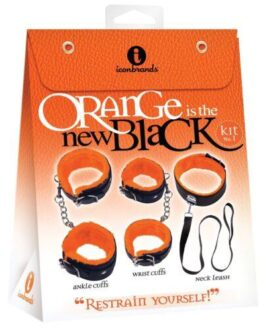 The 9's Orange is the New Black Kit #1 – Restrain Yourself